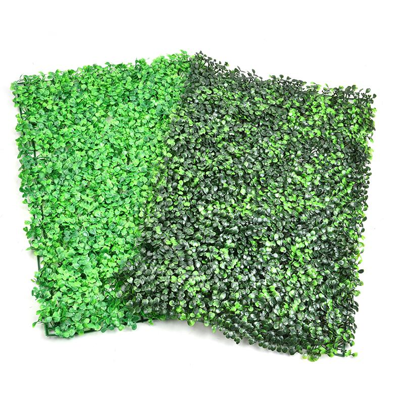 Emulational Ivy Artificial Ivy Leaf Plastic Garden Screen Rolls Wall Landscaping Fake Turf Plant Wall Background Decorations Gar