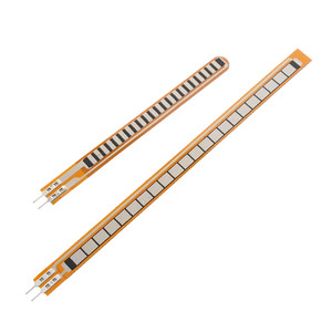 Image 1 - Гибкий датчик 2,2 дюйма гибкий датчик изгиба для роботизированных ручных электронных перчаток Flex2.2 flex4.5 гибкий датчик 4,5