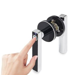 Smart Security Deurslot Anti-Diefstal Biometrische Elektronische Vingerafdruk Slot B36A
