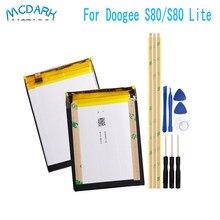Batería de 10080mAh de gran capacidad para Doogee S80 Lite, baterías de recambio para teléfono móvil, recargable con herramientas