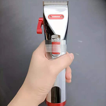 M5F Professional Hair Clipper Cordless Powerful Haircut Trimmer Top Quality Barber Hair Cutting Machine Grooming Instrument M5F