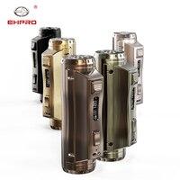 Ehpro-MOD de vapeo de acero frío 100, 120w, TC, para batería 18650/21700/20700, máximo 120w, cigarrillo electrónico, mecánico, nuevo