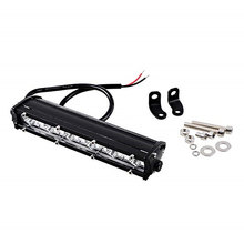New 18W 6LED Work Light Bar Offroad LED Bar Motorcycle LED Bar For 4X4 4WD Truck ATV SUV Offroad Car Motorcycle
