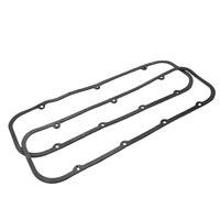 Für FPR BB Chevy 396 427 454 502 Stahl Core Gummi Ventil Abdeckung Dichtungen-in Vollständiger Satz Dichtungen aus Kraftfahrzeuge und Motorräder bei