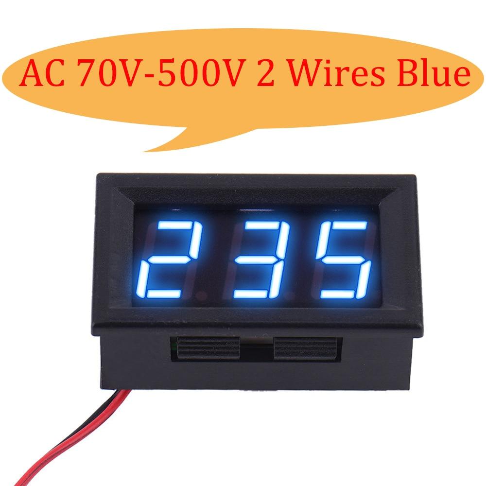 AC 70V-500V Blue