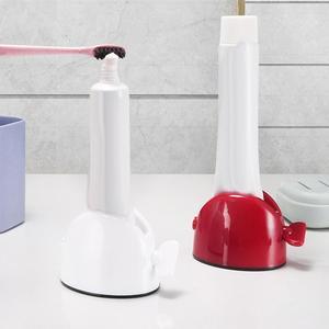 Руководство Ванная комната трубка роликовый держатель для лица очищающее средство соковыжималка зубная паста диспенсер