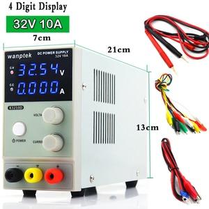 Image 4 - 30v 10a K3010D 미니 스위칭 조절 식 DC 전원 공급 장치 SMPS 단일 채널 30V 5A 가변 110V 또는 220V
