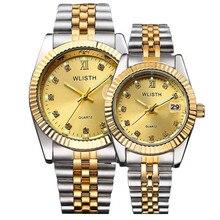 Couple Watch Women Luxury Casual Quartz for