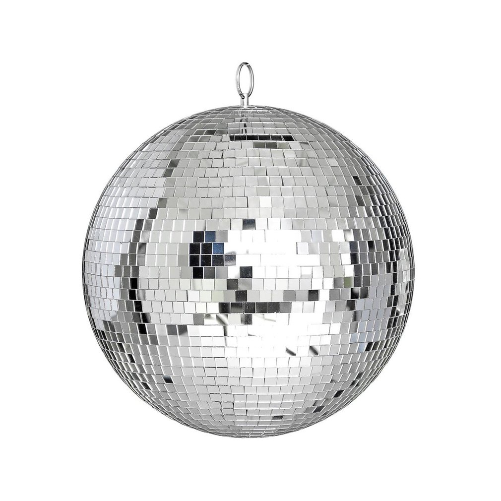 Big Glass Mirror Disco Ball DJ KTV Bars Party Stage Light Durable Lighting Disco Ball Reflective Light Glass Mirror With Disco B