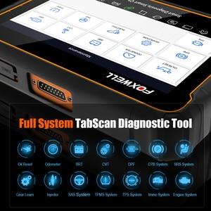 Image 4 - Foxwell GT60 OBD2 전체 시스템 진단 도구 OBD 2 코드 리더 DPF BMS 인젝터 코딩 OBD2 자동차 스캐너 업데이트 온라인