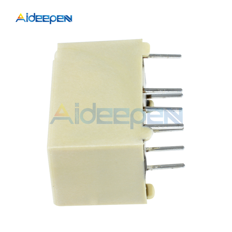Omron PCB DPDT Relay G6S-2 5V 2A