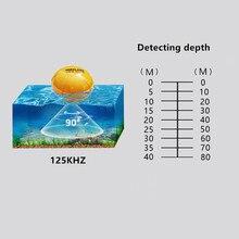 Fish Finder Underwater Wireless fish finder Mobile Phone Bluetooth Smart Visual High-definition Sonar Measured Fish Fishing