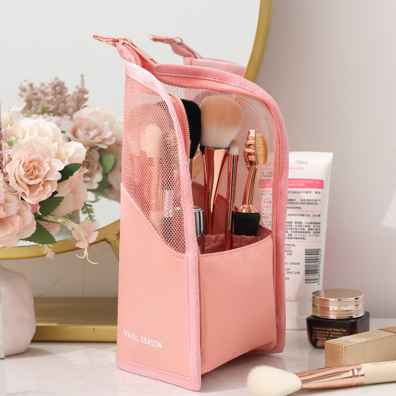 Makeup Brush Travel Bag
