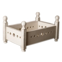 Wood Bed Crib Infant Photo Newborn Sofa Shooting-Props Photography-Accessories Posing