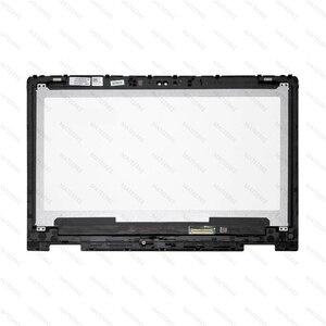 Image 1 - NT133WHM A10 B133HAB01.0 NV133FHM N41 NV133FHM A11 LCD Digitalizador de pantalla táctil Panel para DELL Inspiron 13 5368 5378 6NKDX 06NKDX