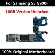 Fabrycznie odblokowany oryginalny telefon płyta główna dla Samsung Galaxy S5 G900M G903F G901F G900I G900F G900H WithFull chipy
