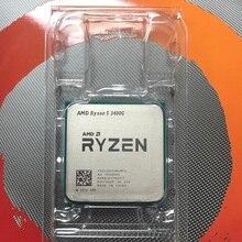 AMD Ryzen 5, 3400G 3400/3.7 GHz, Quad Core, huit fils, 65W, prise AM4, YD3400C5M4MFH, 65W