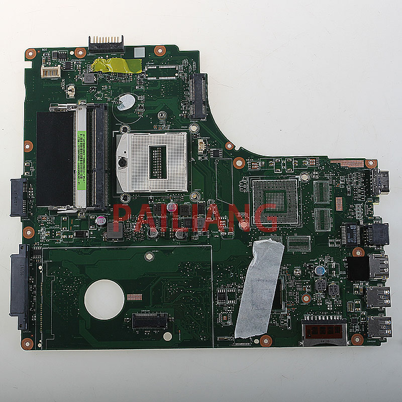 Laptop motherboard for ASUS C15B PC Mainboard C15B full tesed DDR2 title=