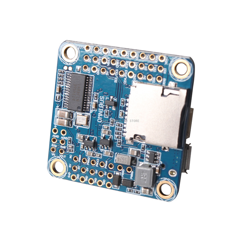 F4 Pro V3 Flight Controller Board Built-in Barometer OSD TF Slot For FPV Quadcopter
