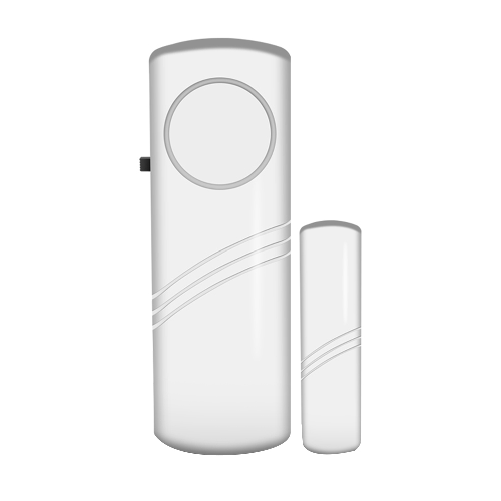1pcs Smart  Body Sensors Security Door And Window Alarm Wireless Home Window Door Entry Anti  Sensors