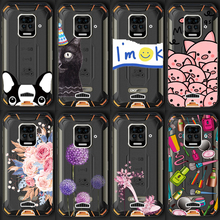 For Doogee S59 Shockproof Silicone Phone Case For Doogee S59 Pro Case Covers Transparent Protection Back Cover