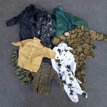 1/6 escala soldado camo deserto uniformes acessórios conjunto para eua alemanha segunda guerra mundial militar 12 12 figure o soldado final figura