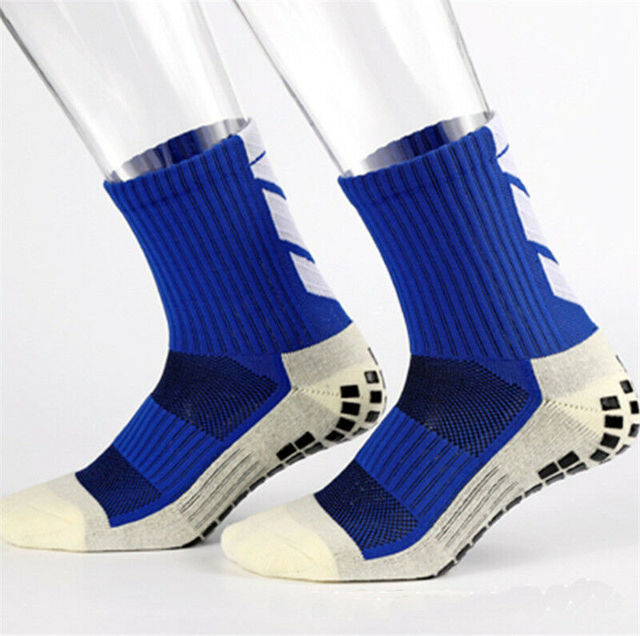 7 Colors Soccer Basketball Player Sports Socks Fitness Ladies Girls Women Men Sport Pilates Yoga Non Slip Grip Socks Warm Socks