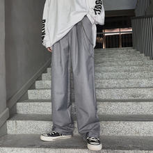 2020 spring and autumn new youth popular ins mopping trousers