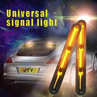 LED car lamp Turn signal brake light auto accessorie FOR focos led automovil nissan primera p12 toyota avensis t25 polo
