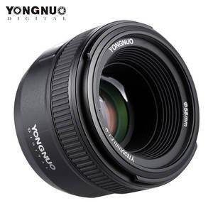 YONGNUO YN50mm F1.8 Large Aperture AF Lens For Canon Nikon D800 D300 D700 D3200 D3300