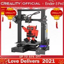 Creality 3D Ender-3 Pro Printer Afdrukken Maskers Magnetische Bouwen Plaat Hervatten Stroomuitval Printing Kit Mean Well Voeding
