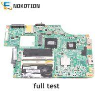Nokotion 63y1560 63y1562 daps1amb8c0 placa principal para lenovo e30 portátil placa-mãe 13.3 polegada ddr2 com processador a bordo