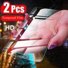 2 pçs 9h protetor de tela para htc um m7 m8 m9 a9 a9s 10 evo u11 u12 plus vida olhos u19e vidro temperado hd película de vidro protetor