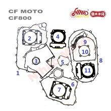 CFMoto Juntas completas CF800 para piezas de Motor CF, ATV, UTV, Gokart, Quad, repuesto de motocicleta China