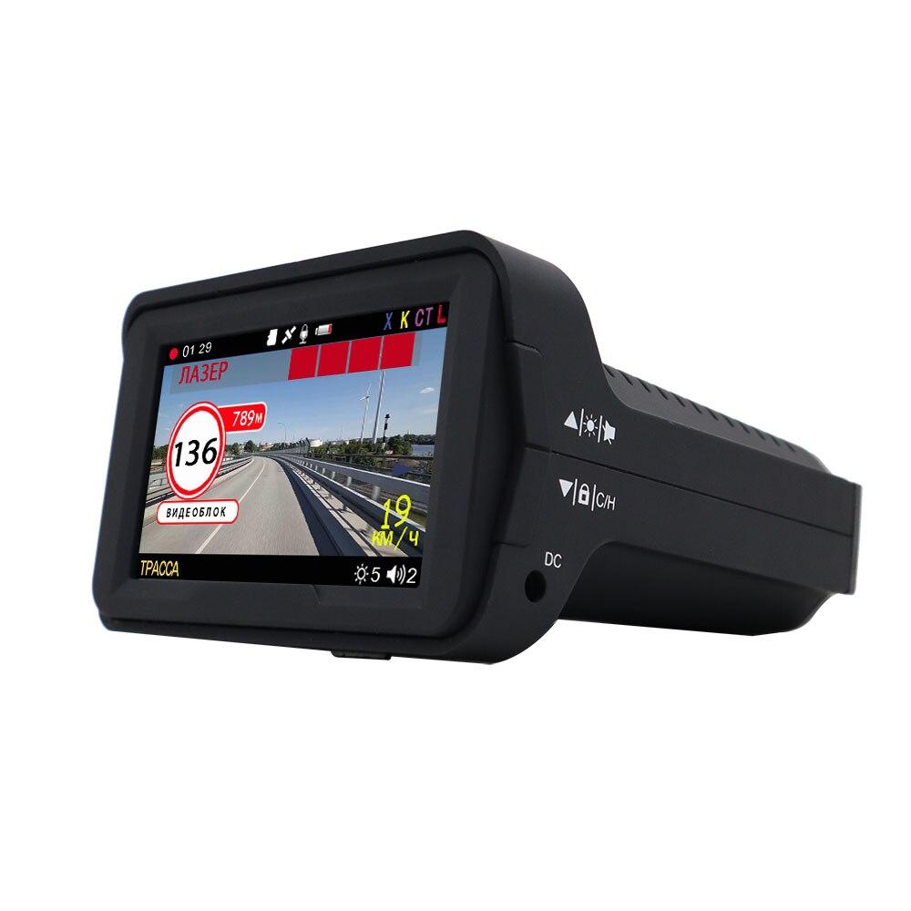 Автомобильный видеорегистратор Комбо устройство 3 в 1 : Видеорегистратор радар детектор и GPS информатор Запись  HD 1080P Обнов|Видеорегистраторы|   | АлиЭкспресс
