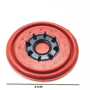 Image 1 - 4.2 2.8 Exhaust valve Rubber Mat Oil Water Separator Diaphragm For Audi A6 C5 A4 B6 VW Passat B5 For 06B103245A