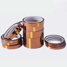 High Temperature Polyimide Heat Resistant BGA Electronic Repair PCB SMT Tape LCD Thermal Insulation gold Adhesive Insulating