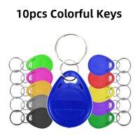 10pcs EM4305 Keys
