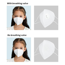 Child Mouth Face Mask N95 KF95 kn95 kf94 medical surgica face mouth mask n95 anti dust mask PM2.5 respirator ffp3 ffp2