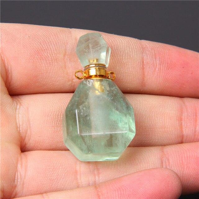 Επουλωτικό μπουκάλι από κρυστάλλους
