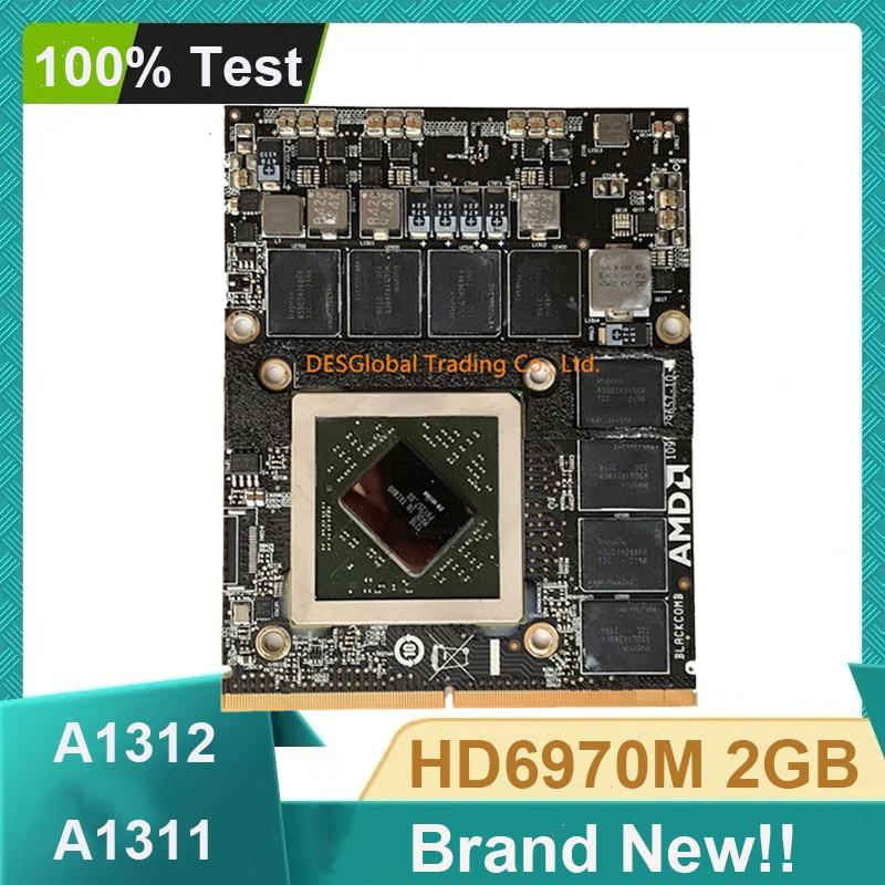 "Brand New HD 6970M HD6970 HD6970m 2GB VGA Video Graphics Card for Apple iMac 27"" mid 2011 Radeon A1311 A1312 661-5969 100% Test"