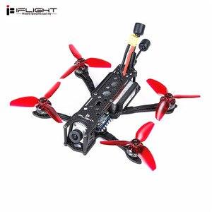 Image 1 - Oryginalny iFlight DC3 HD SucceX Mini E F4 3 Cal płatowiec z włókna węglowego 3K BNF w/cyfrowy HD systemu FPV FPV Racing Drone