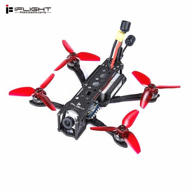 Oryginalny iFlight DC3 HD SucceX Mini E F4 3 Cal płatowiec z włókna węglowego 3K BNF w/cyfrowy HD systemu FPV FPV Racing Drone