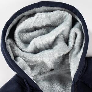Image 5 - BOLUBAO Winter Marke Männer Jacken Straße Trend männer Splice Kapuze Trainingsanzug Männlichen Casual Dicke Jacke Warme Mäntel