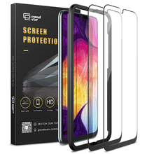 2pcs 9H Protective tempered glass for Samsung Galaxy A30/A50 screen protector on A30 A50 Film Glass