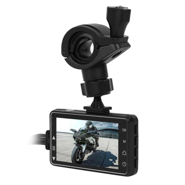 HD Motorcycle DVR Camera  1