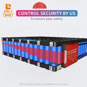 Image 5 - 18650 13S BMS 48V 30ah 40ah 50ah 60ah Lithium Polymer Battery 3.7v Cell Pcb Protection Balance  Temp Sensor optional for scooter