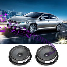 Car midrange speaker for Volkswagen Magotan B6 CC series high quality auto mid range loudspeaker HiFi audio sound music stereo стоимость