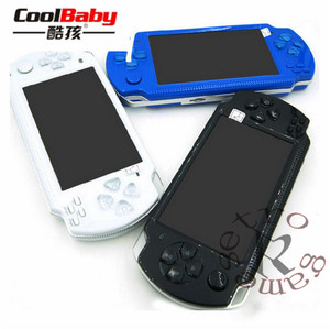 Image 5 - 2019 Nieuwe Ingebouwde 5000 Games, 8Gb 4.3 Inch Pmp Handheld Game Speler MP3 MP4 MP5 Player Video Camera Fm Portable Game Console