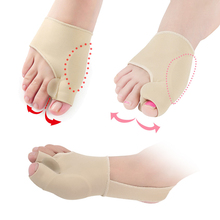 2Pcs Bunion Splint Big Toe Straightener Corrector Foot Pain